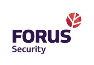 FORUS SECURITY AS logo