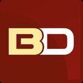 BD DESIGN AS logo
