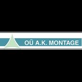 A.K.MONTAGE OÜ logo