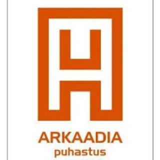 ARKAADIA PUHASTUSE OÜ logo
