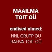 MAAILMA TOIT OÜ logo
