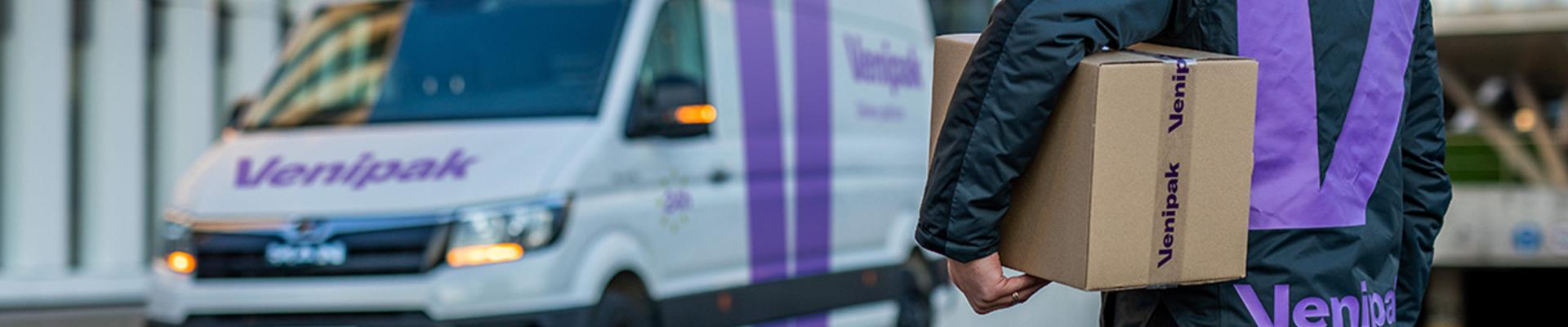VENIPAK on rahvusvaheliste saadetiste transpordi- ja logistikateenuseid pakkuv ettevõte.