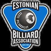 EESTI PILJARDILIIT MTÜ logo