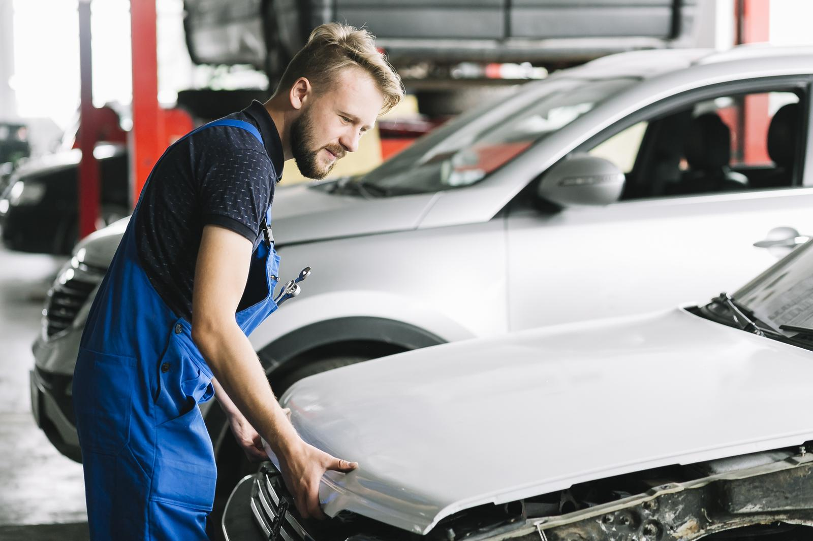 Manufacture of other parts and accessories for motor vehicles in Tartu county