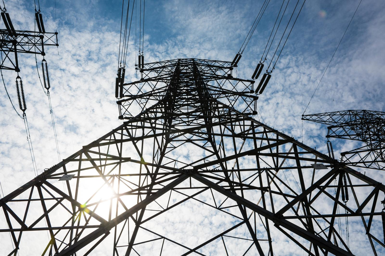 Distribution of electricity in Narva