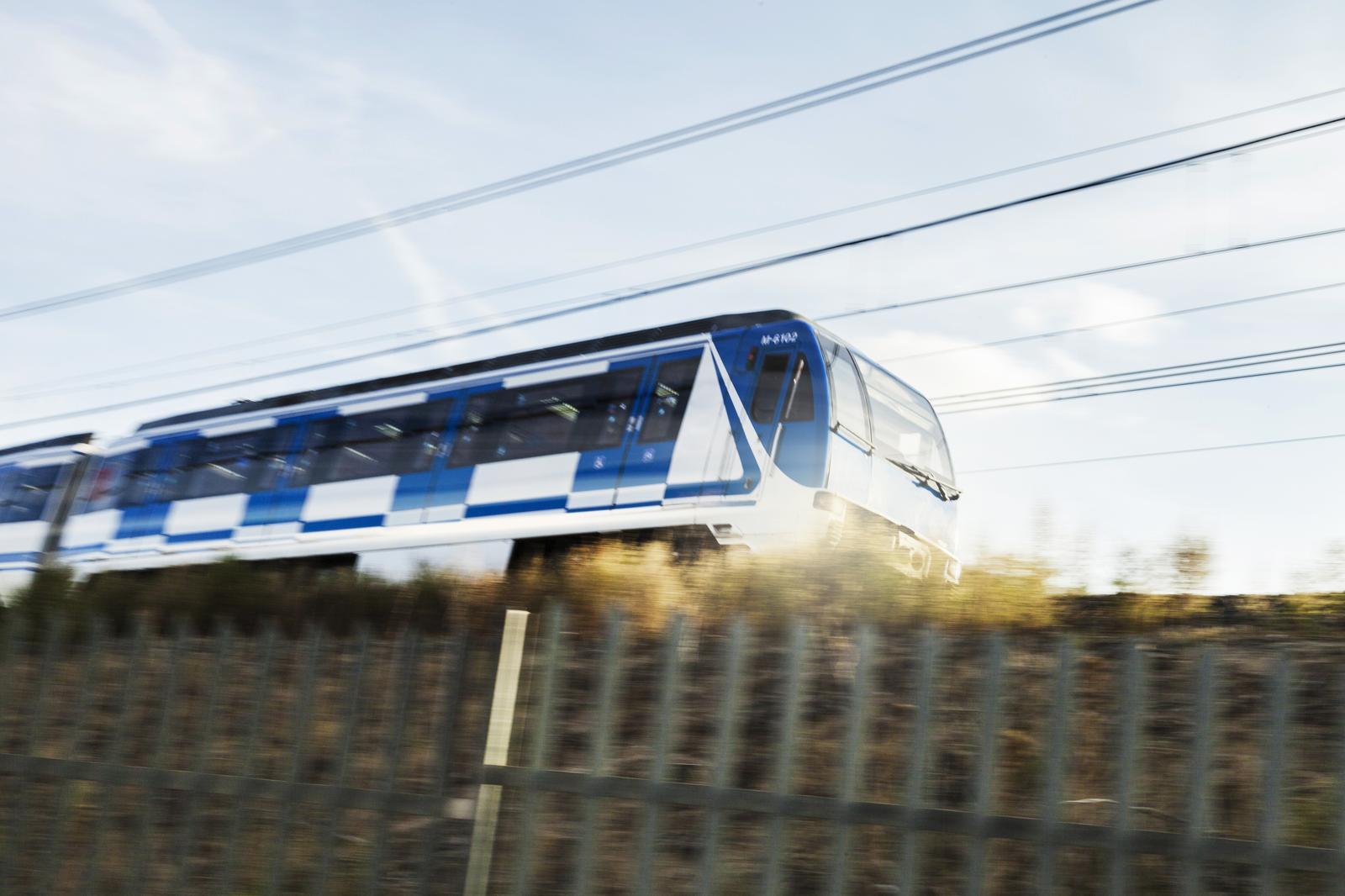 Raudteede remont Tallinnas