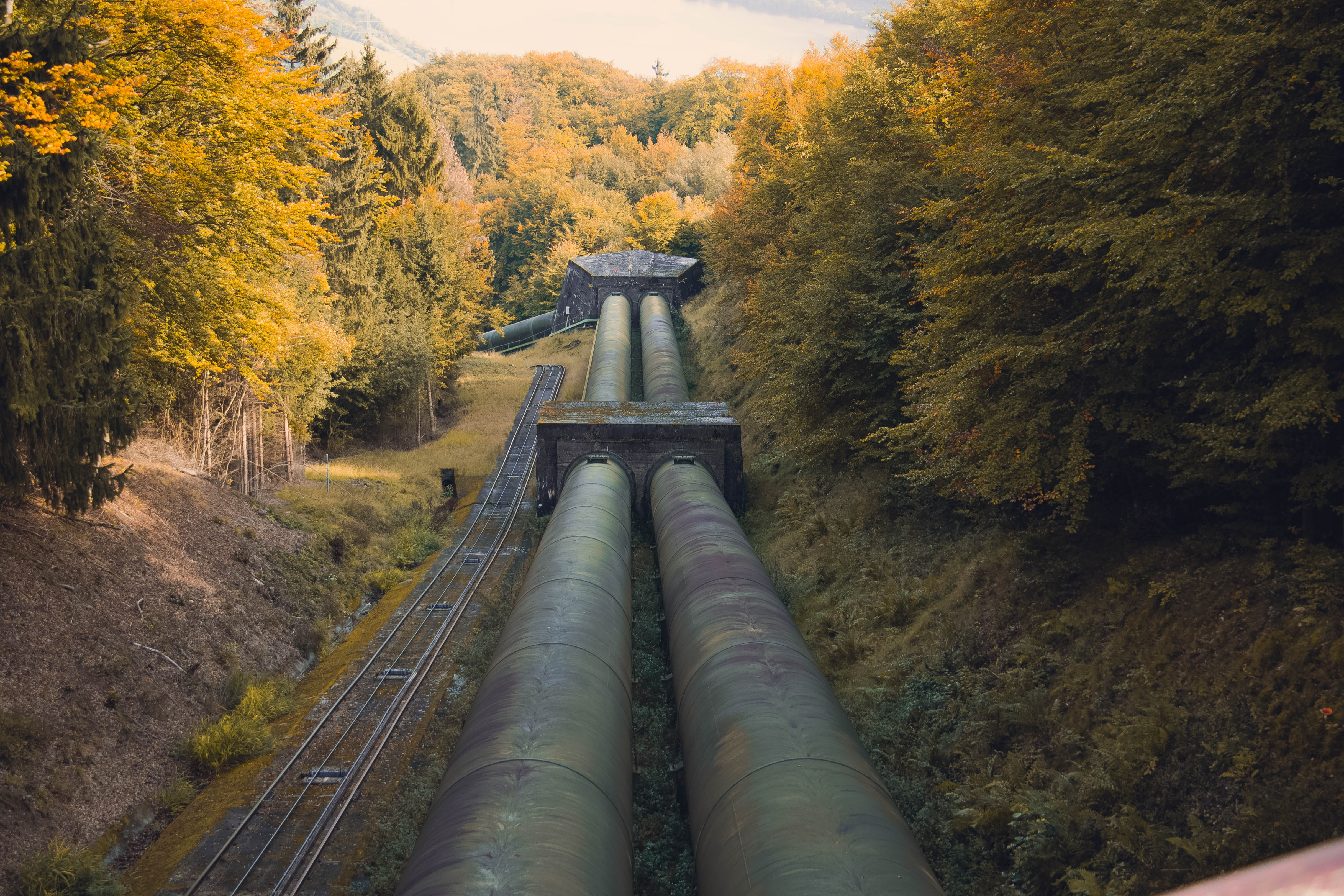 Construction of utility projects for fluids in Harju county