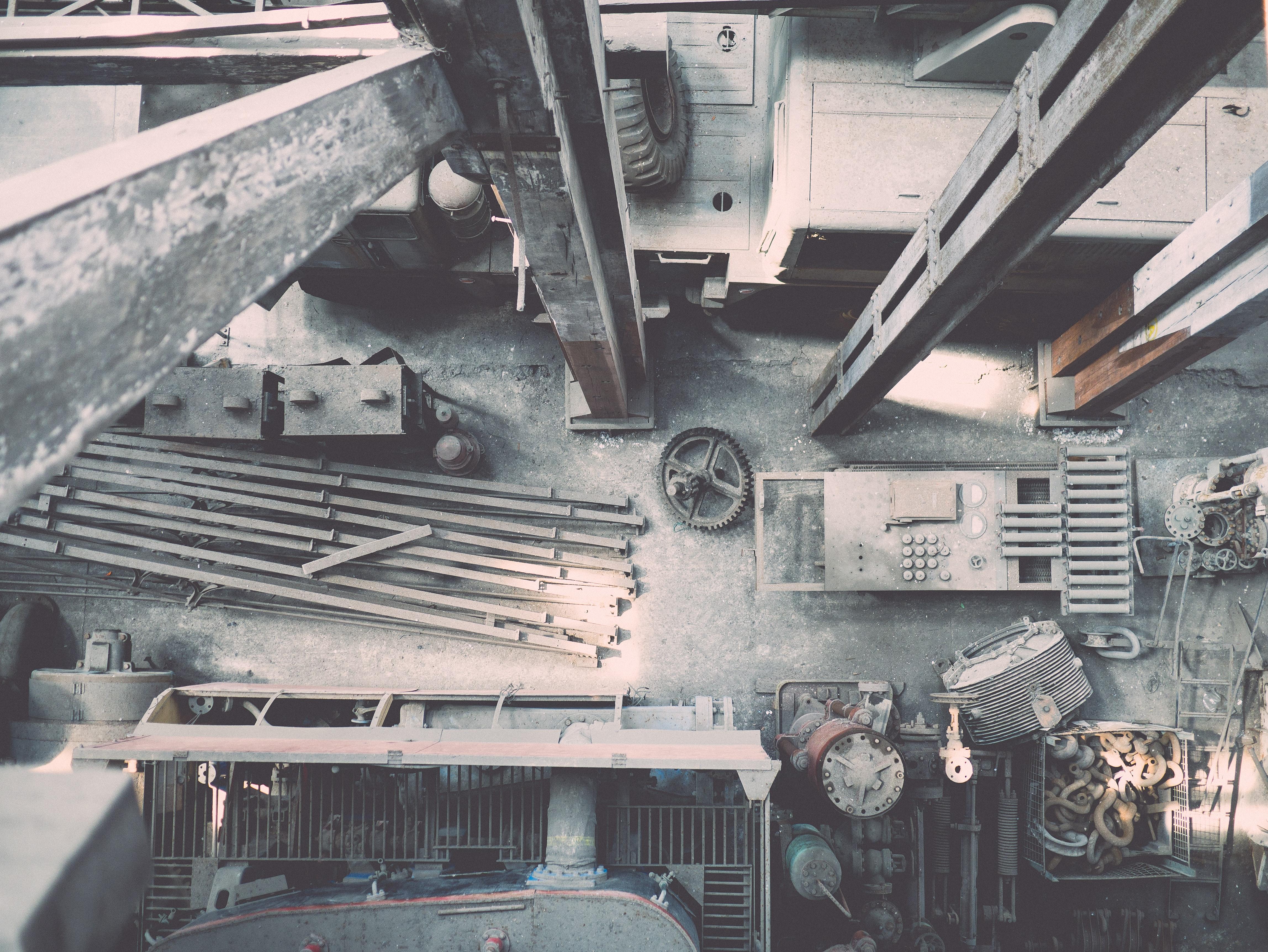 Ehitusplatside puhastus Tallinnas
