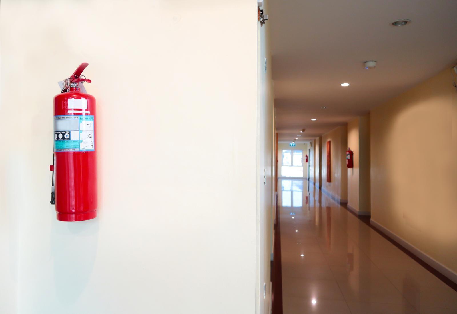 Installation of fire and burglar alarm systems in Tallinn