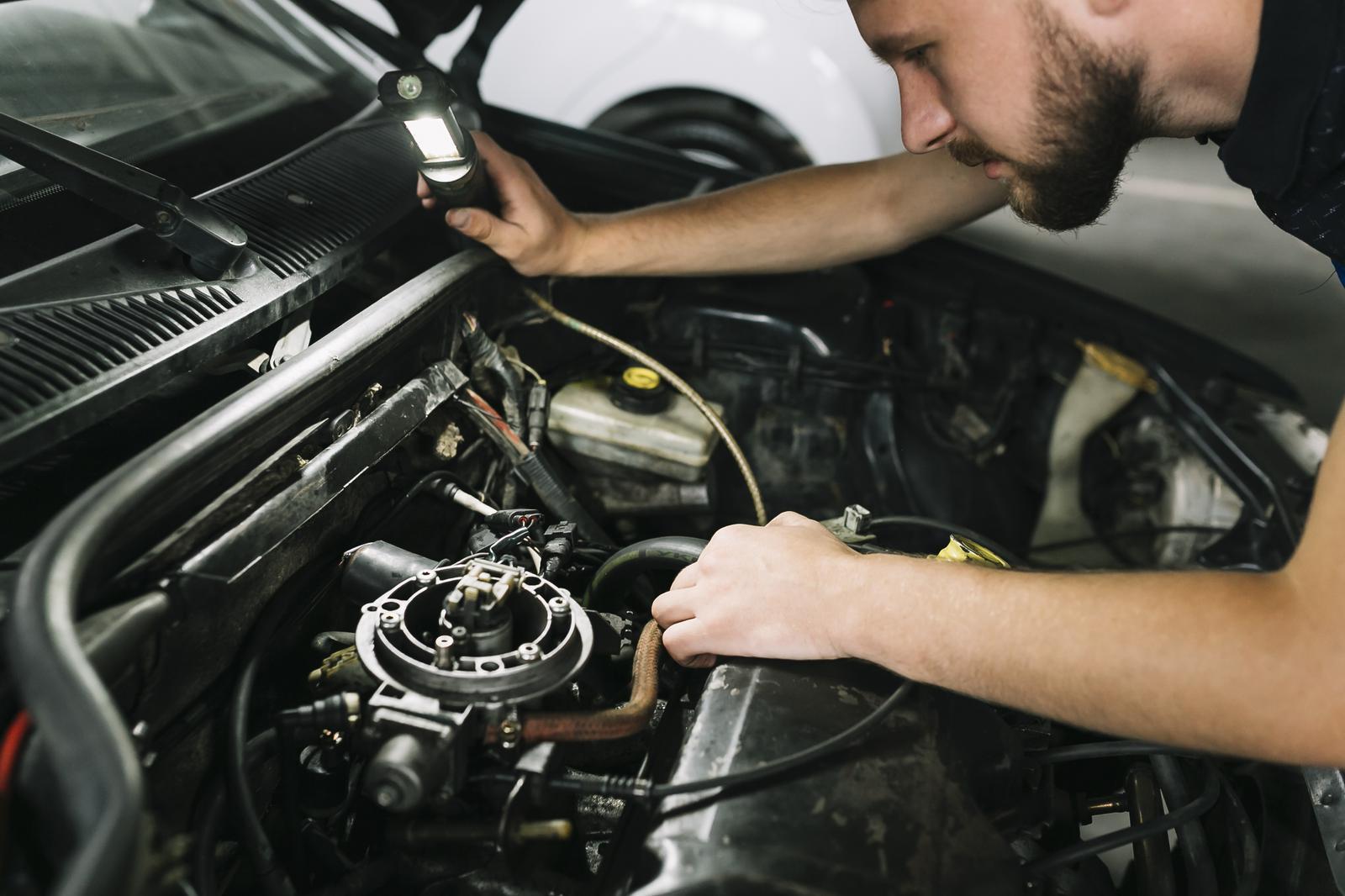 Maintenance and repair of motor vehicles in Tallinn