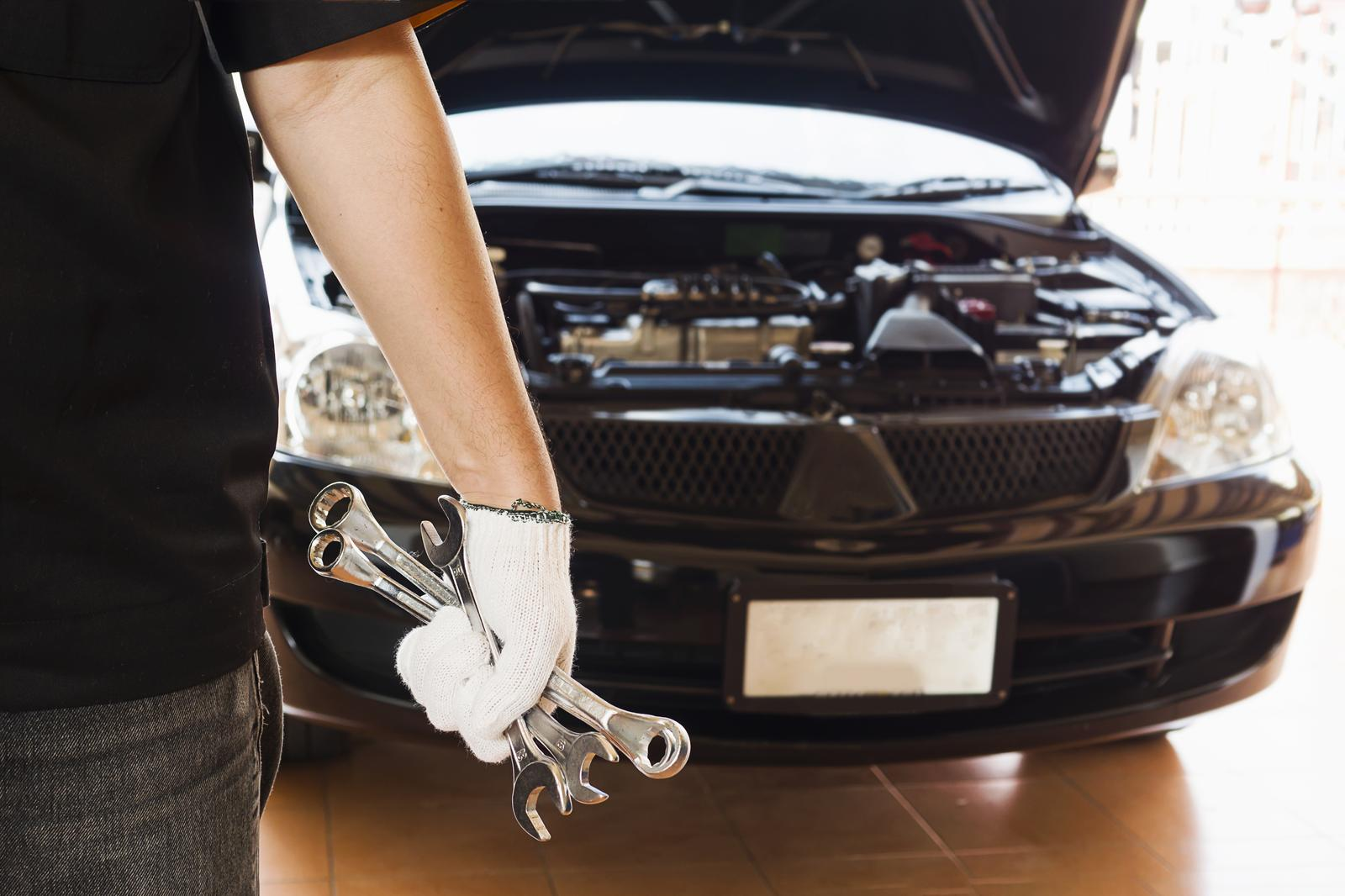 Maintenance and repair of motor vehicles in Narva