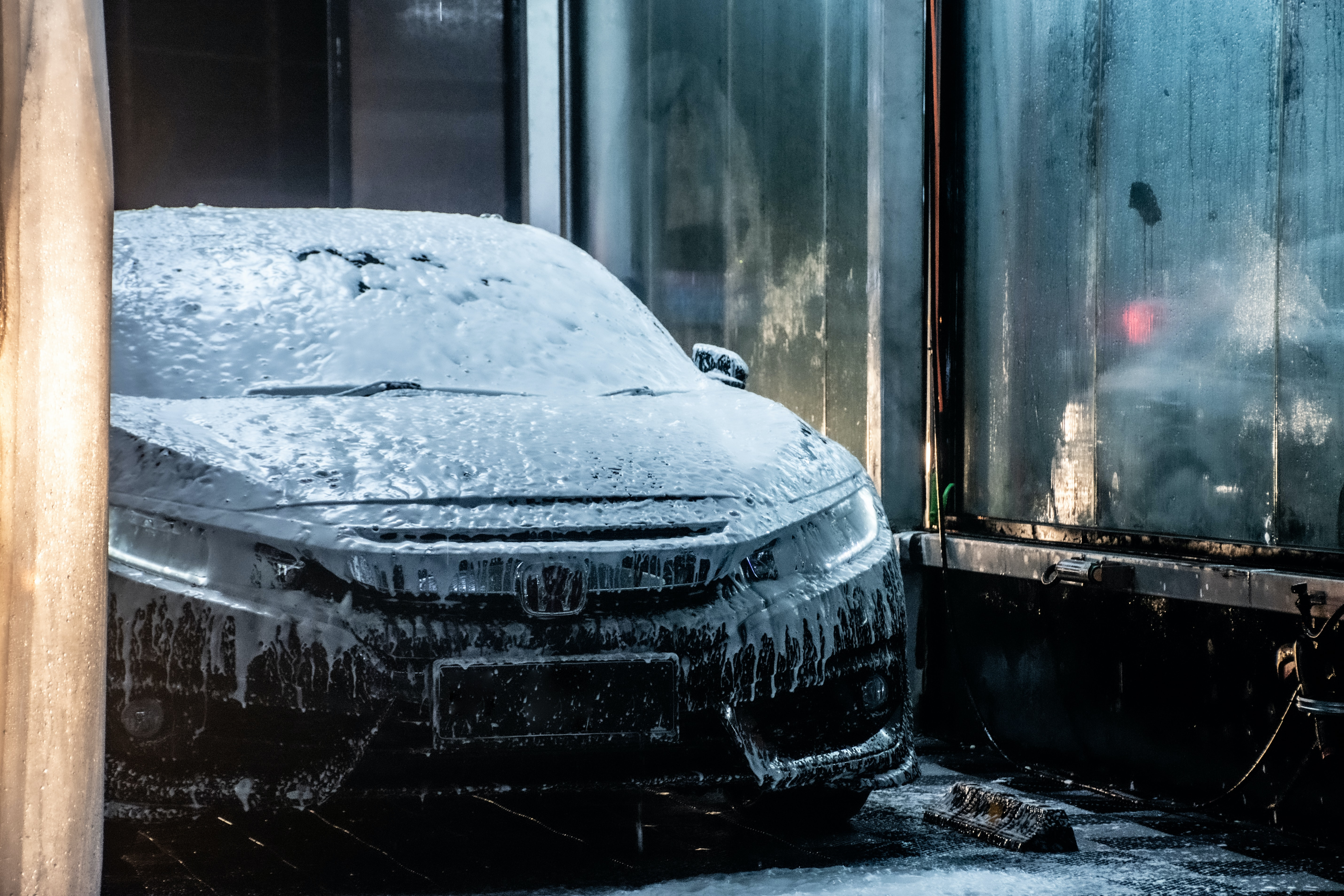 Car washing and other services in Tallinn