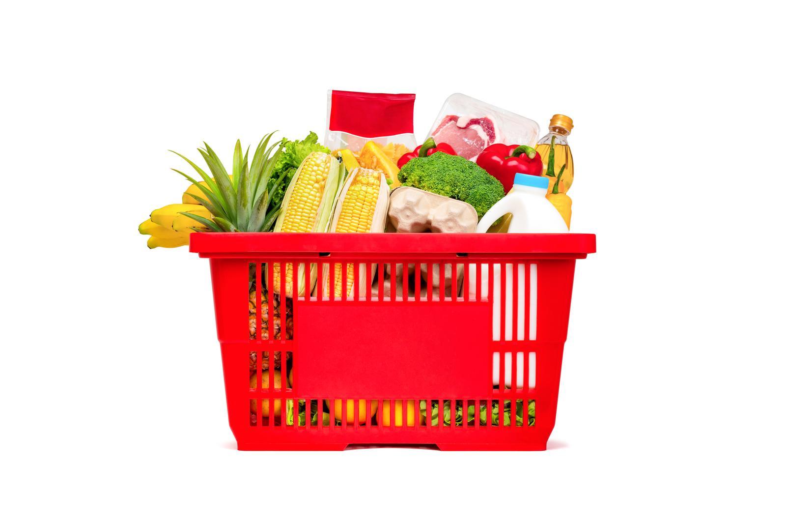 Toidukaupade jaemüük Harjumaal