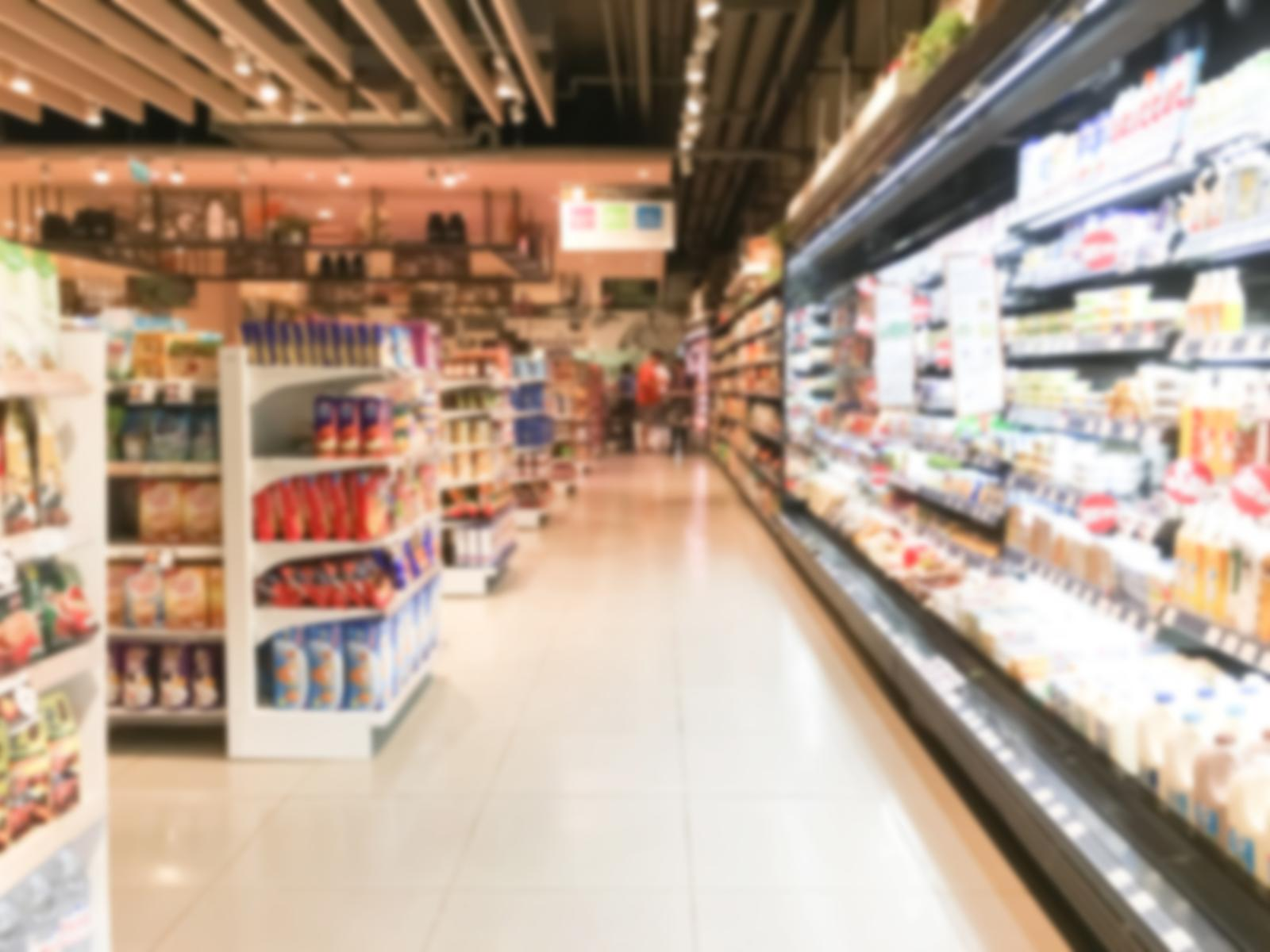 Retail sale in non-specialised stores with food, beverages or tobacco predominating in Maardu