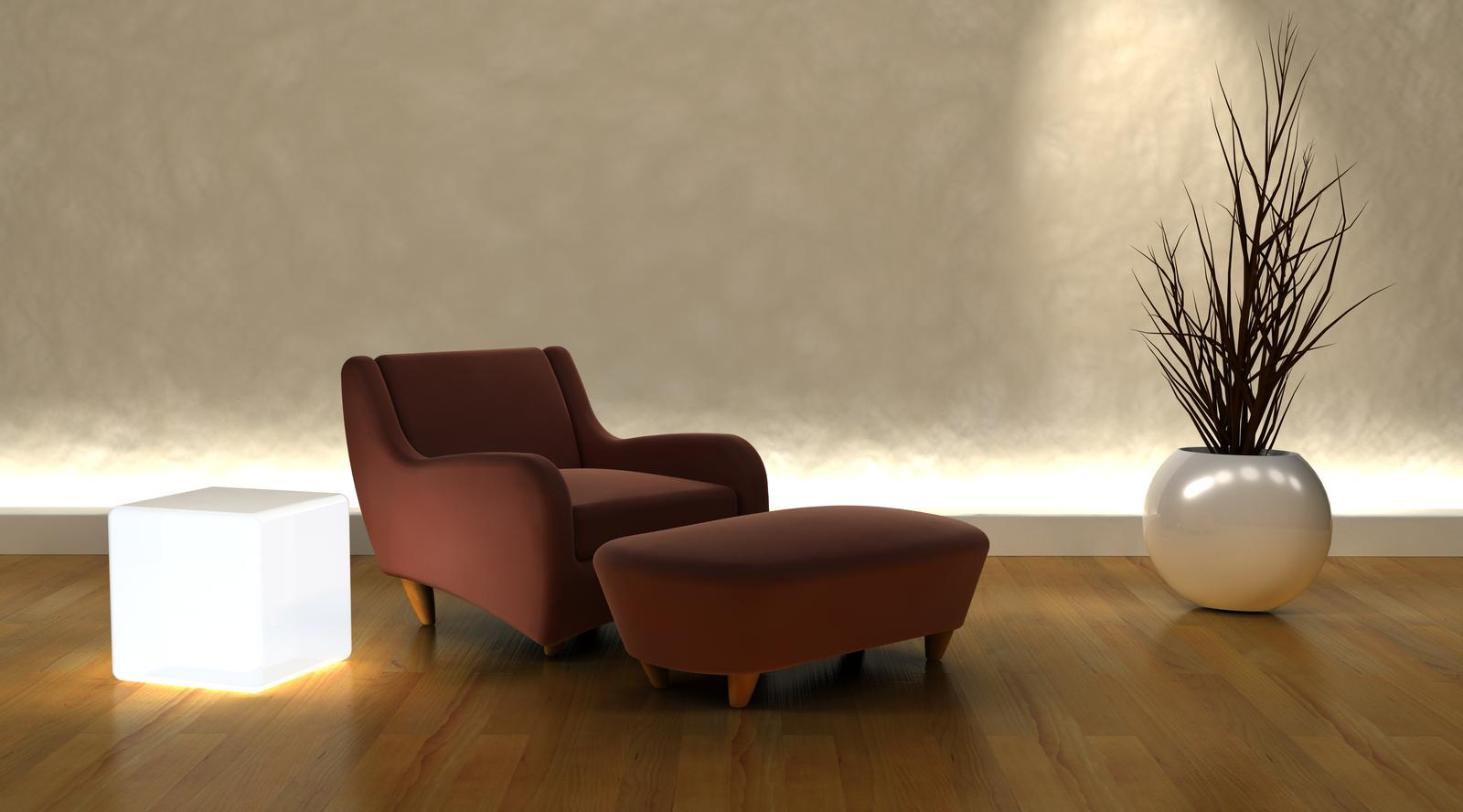 Retail sale of furniture and articles for lighting in Tallinn