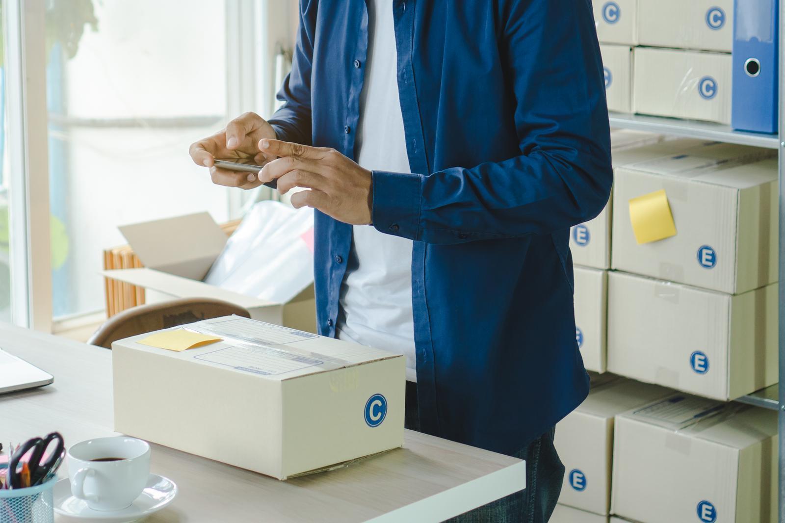 Retail sale via mail order houses or via Internet in Pärnu county