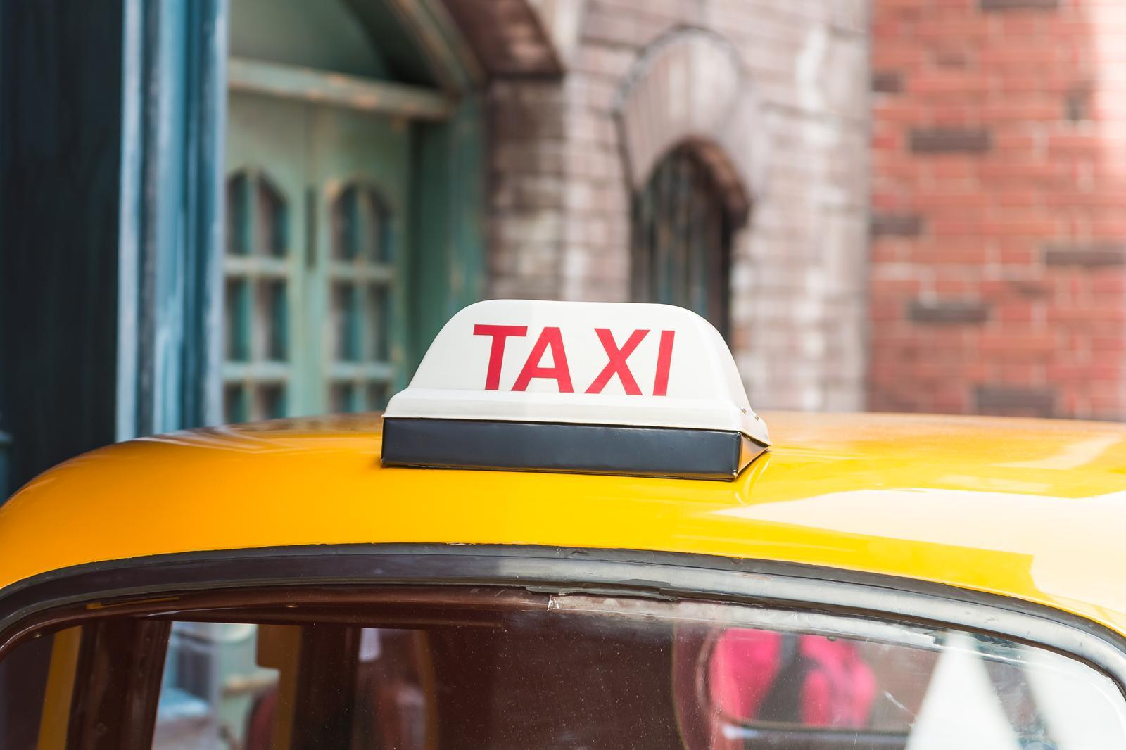 Taxi operation in Estonia