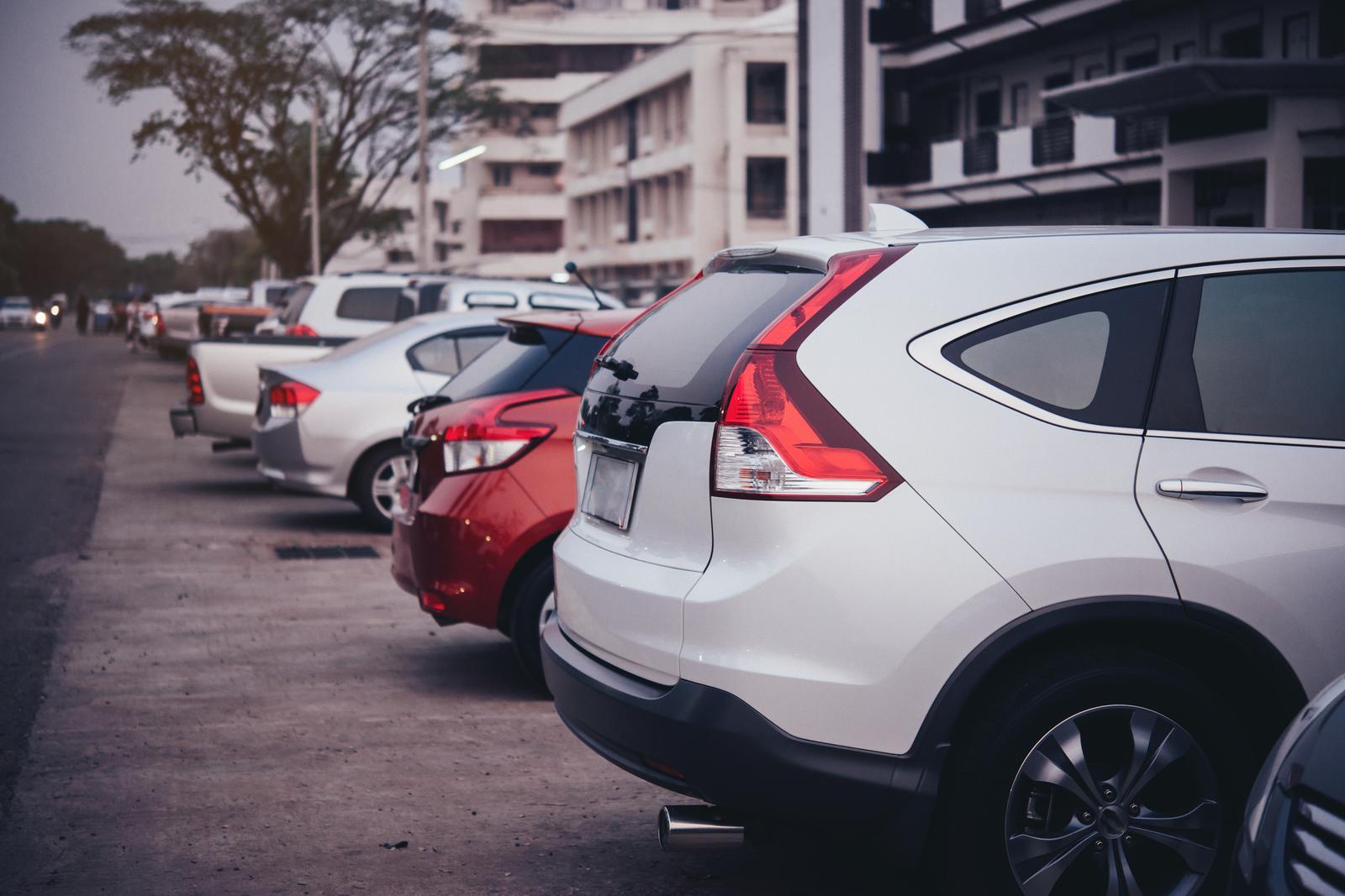 Operation of car parks in Estonia