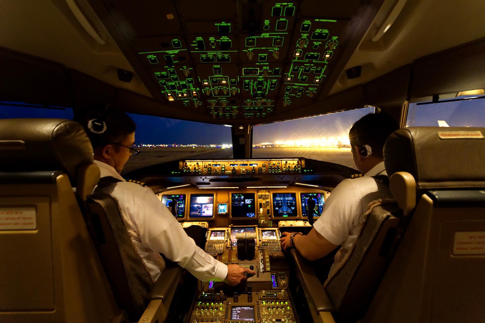 Lennuväljade töö Tallinnas