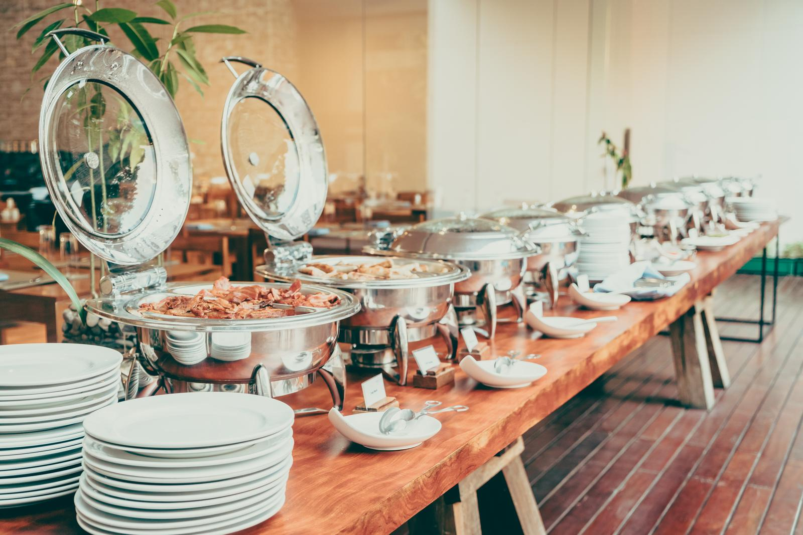 Event catering activities in Tallinn