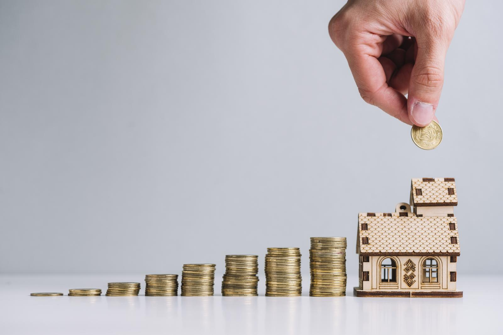 Buying and selling of own real estate in Tallinn