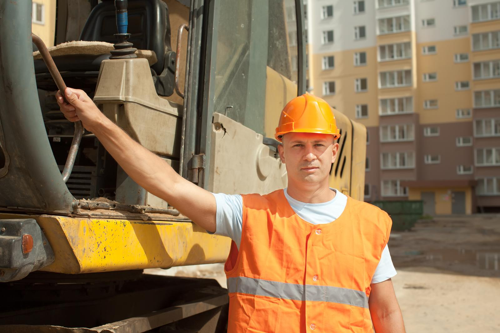 Rental and leasing of construction and civil engineering machinery and equipment in Tallinn