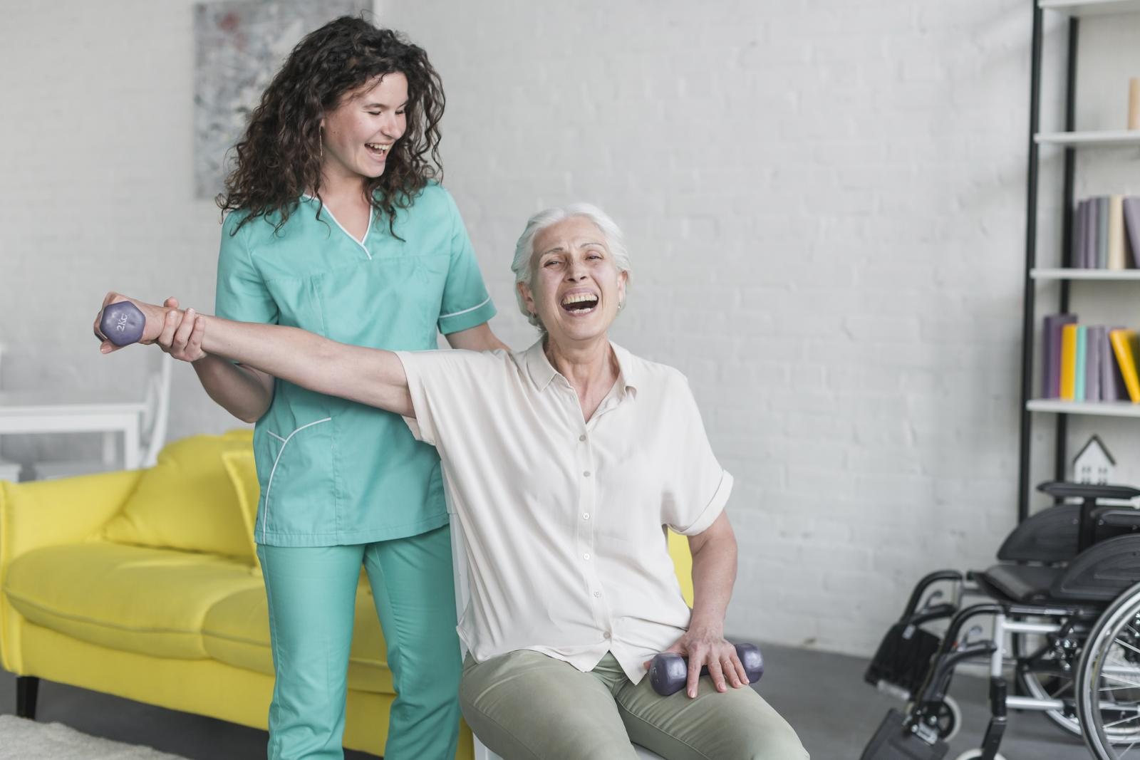 Residential nursing care activities in Tallinn