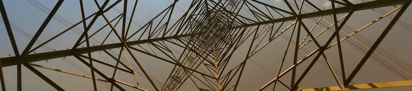 Elektri- ja sidevõrkude ehitus.
