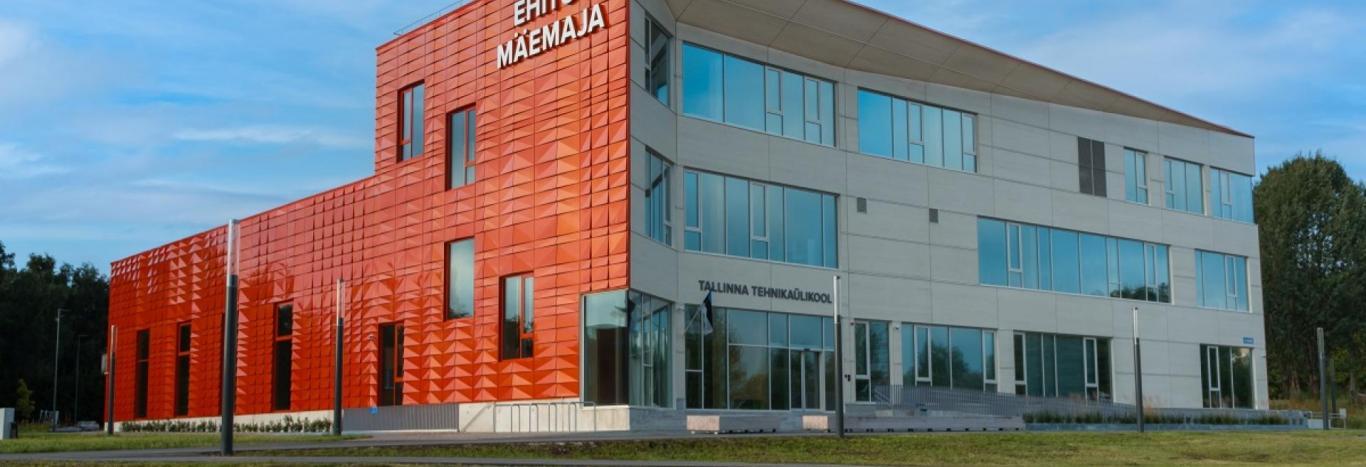 Täna, 25. augustil avati pidulikult Tallinna Tehnikaülikooli ...